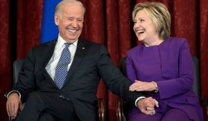Killary Warns Biden of 'Huge Consequences' Withdrawing Troops from Afghanistan