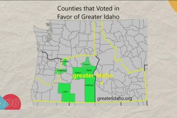 oregon counties secede