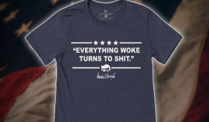 Trump 'Everything Woke Turns to Sh*t' Shirt - Today Only
