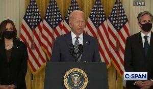 Biden Rolls Out New Plan: Take Millions of Vehicles Off Roads by Forcing People onto Trains